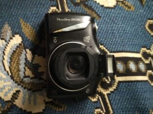 Canon SX130is  digital camera